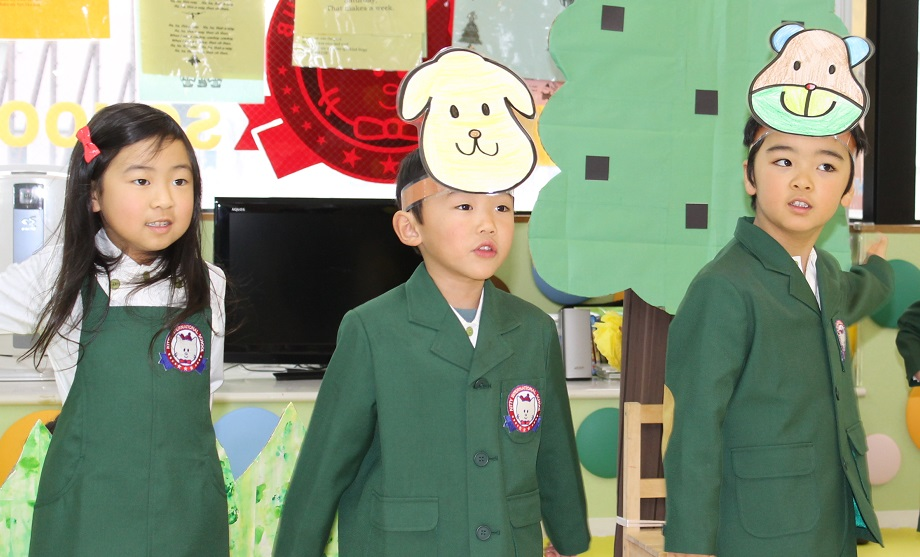 International preschoolkindergarten tokyo preschool program preschool students and kindergarten students do some activities together such as morning greetings sing songs dancing etc and we do other activities in m4hsunfo